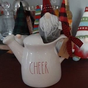 Rae Dunn CHEER christmas Watering can